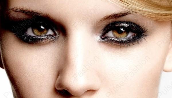 ежедневный мейкап для коричневых глаз