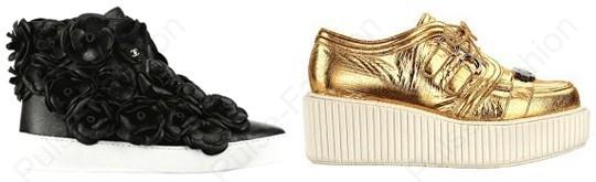 Модные и стильные женские кроссовки 2020