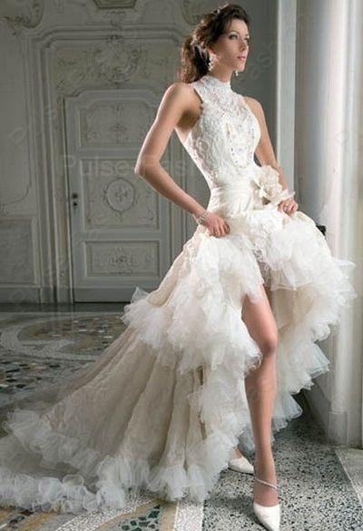 Стильная и модная свадебная обувь 2017