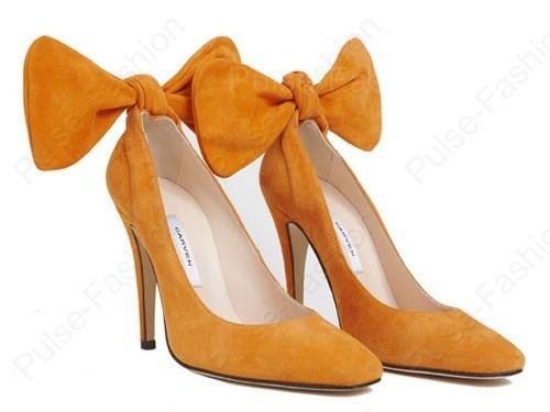 Цветная Стильная и модная свадебная обувь 2017