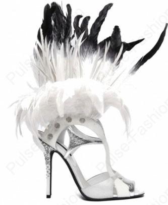 Стильная и модная свадебная обувь 2020