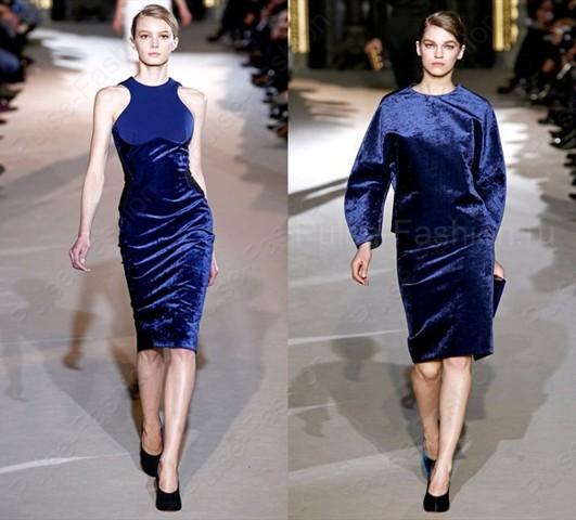 голубые платьица на новый год 2019