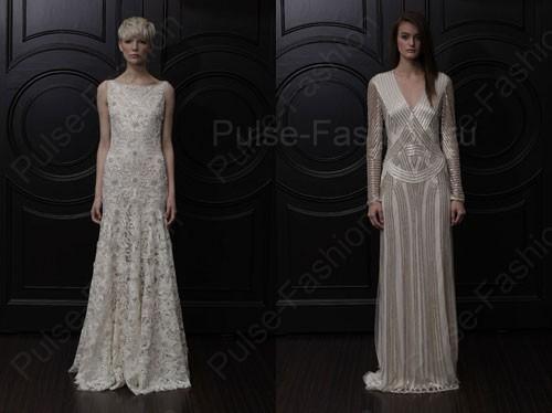 Вечерние платья 2017: стильные фасоны, фото, бренды