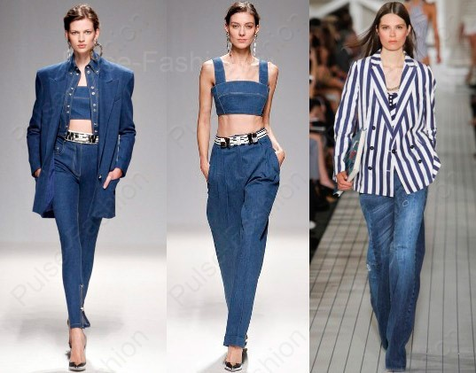 дамские джинсы 2015