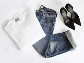 Трендовые дамские джинсы 2020