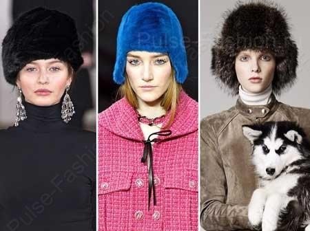 Стильные головные уборы осень-зима 2019